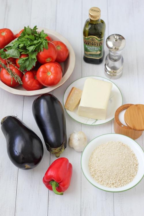 Eggplant Parmesan-1
