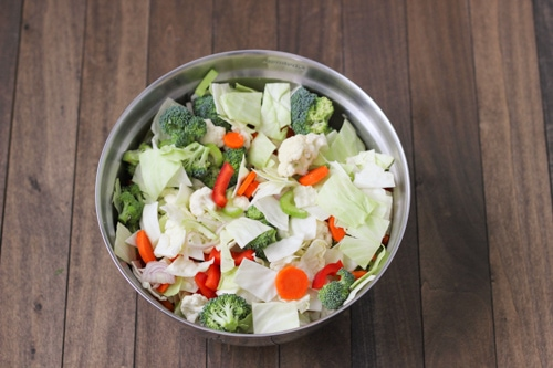 Marinated Assorted Vegetable Salad-1-5