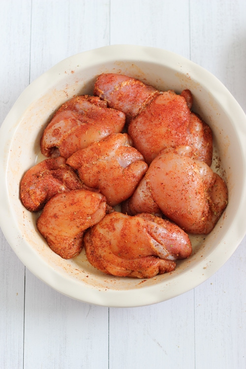 Slow Cooker BBQ Pulled Chicken-1-3