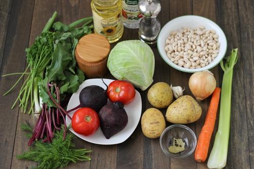 Vegetarian Borsch-1-2