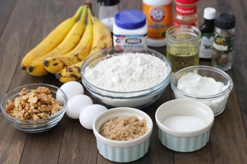 Banana Walnut Muffins-1-13