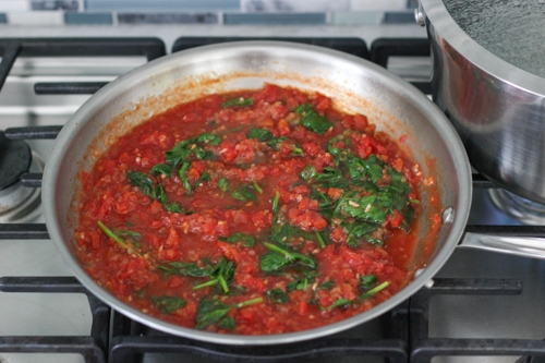 Tortellini With Creamy Tomato Sauce-1-9
