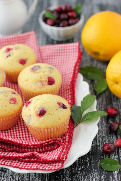 Cranberry Orange Muffins-1-32