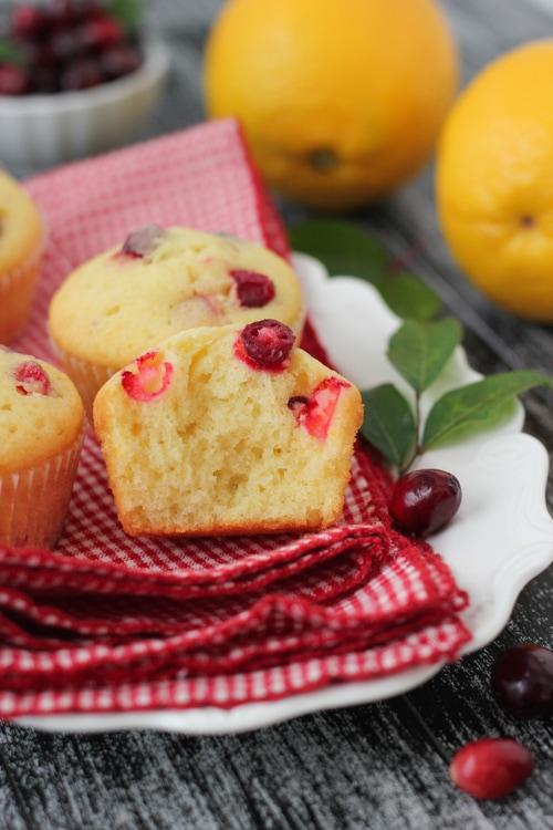 Cranberry Orange Muffins-1-34