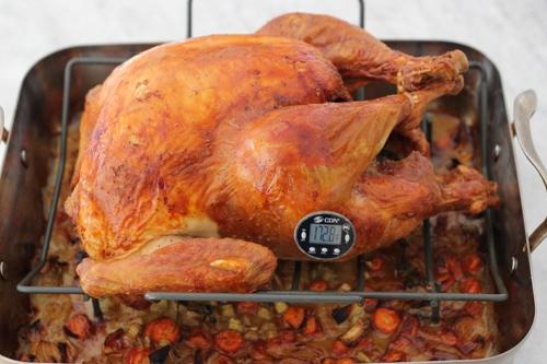 Easy, Fuss-Free Roast Turkey-1-10