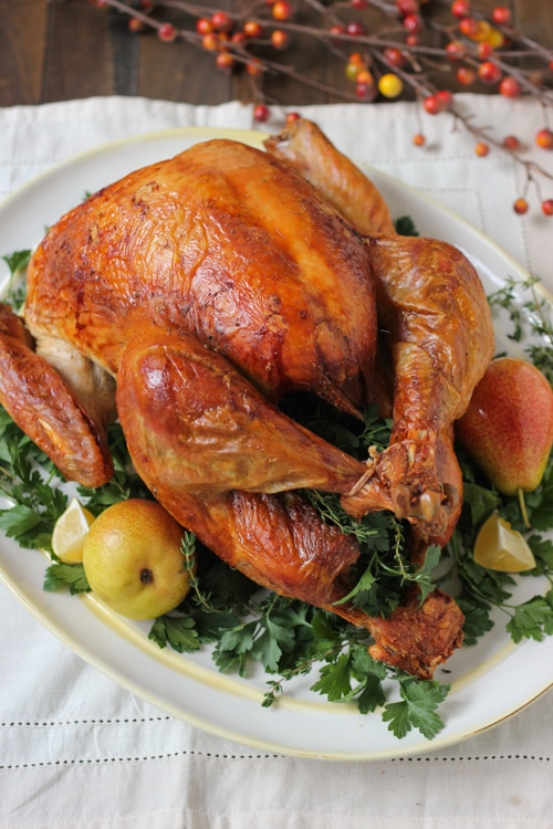 Easy, Fuss-Free Roast Turkey-1-8