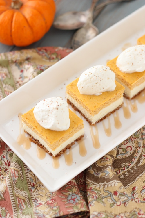 Pumpkin Cheesecake Bars-1-16