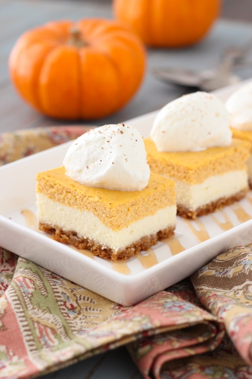 Pumpkin Cheesecake Bars-1-17