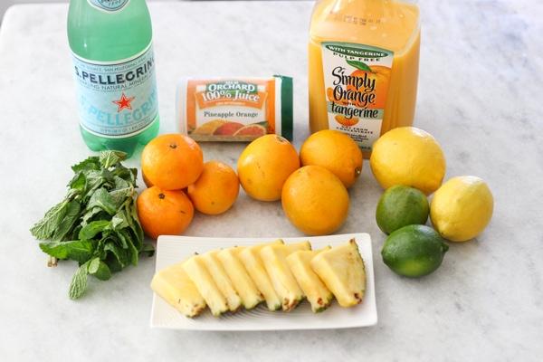 Citrus Pineapple Punch-1-14