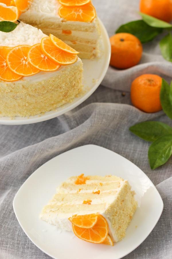 Mandarin Orange Cake-1-27