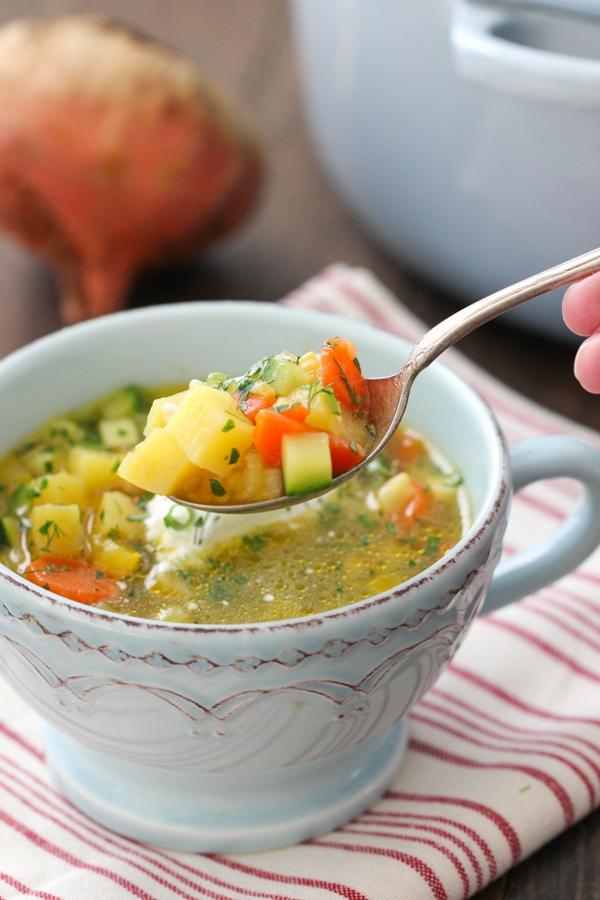 Golden Beet Soup-1-20