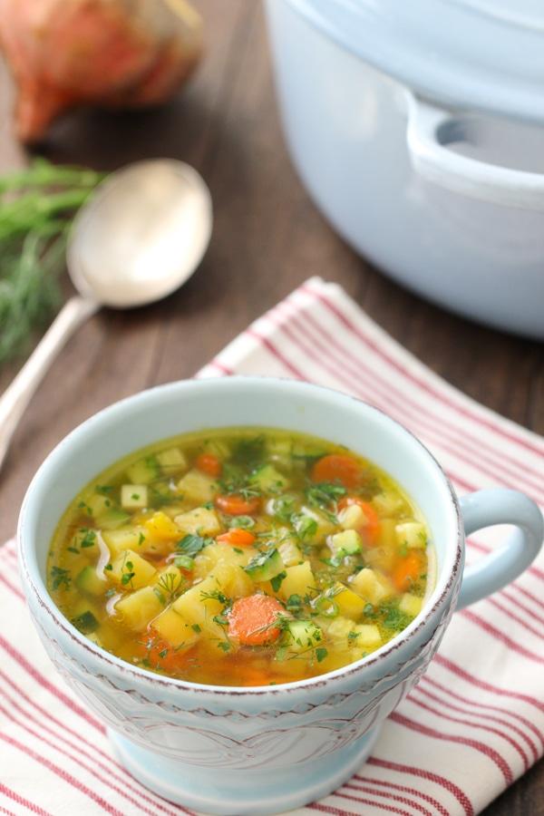 Golden Beet Soup-1-22