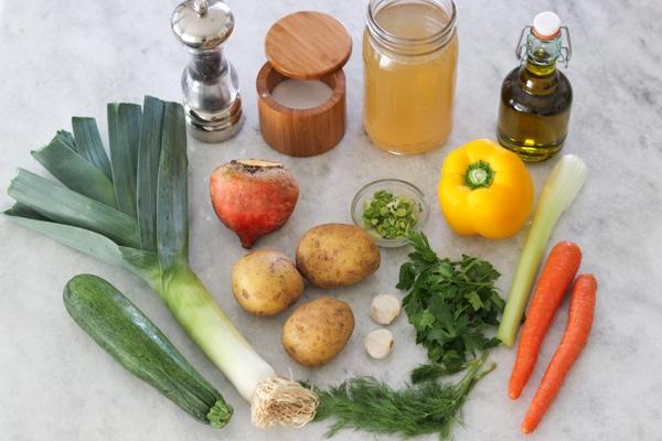Golden Beet Soup-1-34