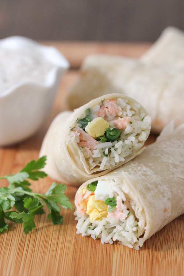 Salmon and Rice Burritos-1-35