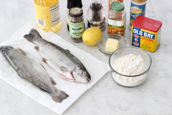 Pan Fried Butterflied Trout-1-16