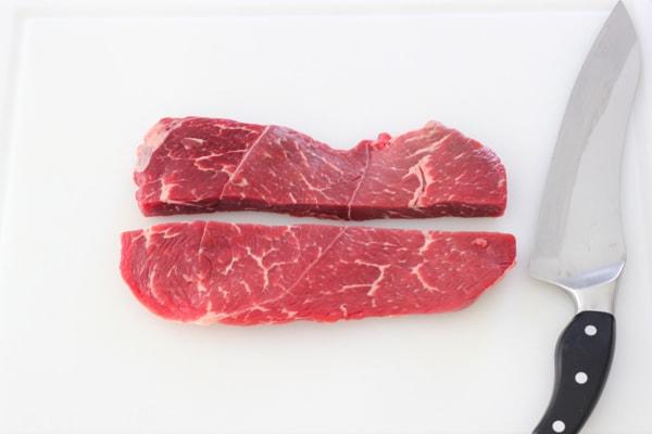 Beef, Shitake and Green Bean Stir Fry-1-27