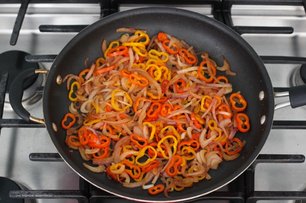 Beef, Shitake and Green Bean Stir Fry-1-34