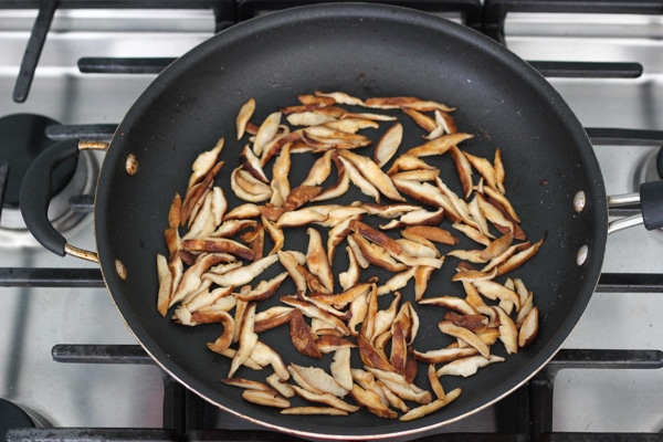 Beef, Shitake and Green Bean Stir Fry-1-36