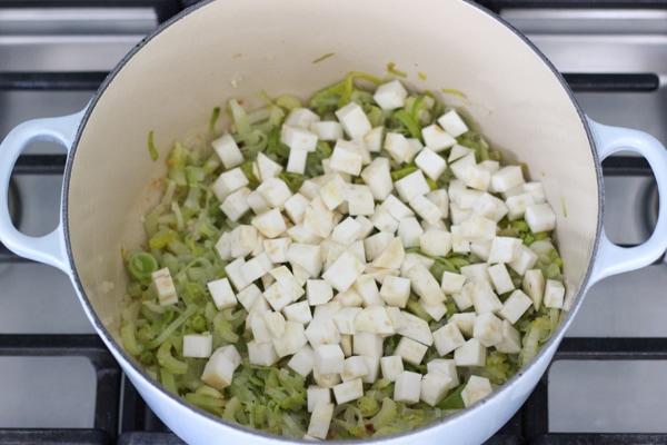 Creamy Potato, Leek and Celery Soup-1-19
