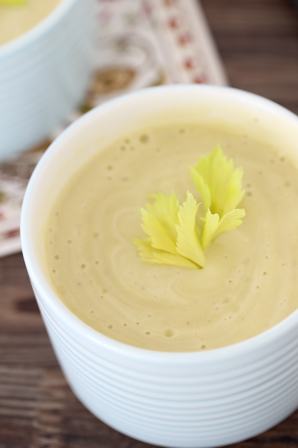 Creamy Potato, Leek and Celery Soup-1-24