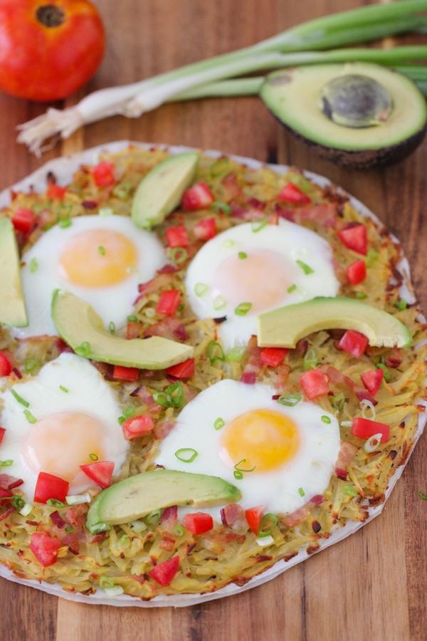 Hashbrown Breakfast Pizza-1-15