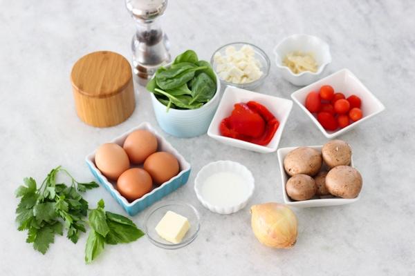 Deluxe Veggie Omelet-1-11