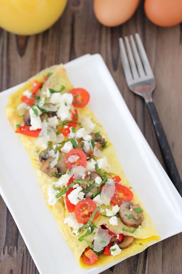 Deluxe Veggie Omelet-1-19