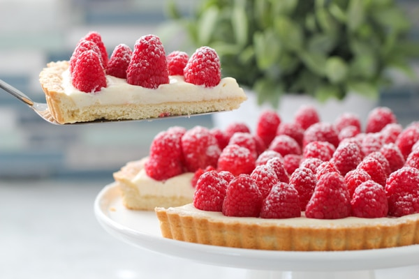Raspberry Cheesecake Tart-1-24