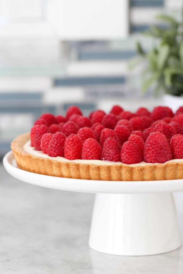 Raspberry Cheesecake Tart-1-25