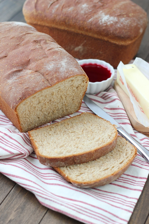 Whole Wheat Bread-1-22