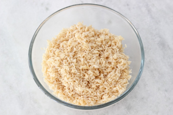 Carrot and Mushroom Brown Rice-8