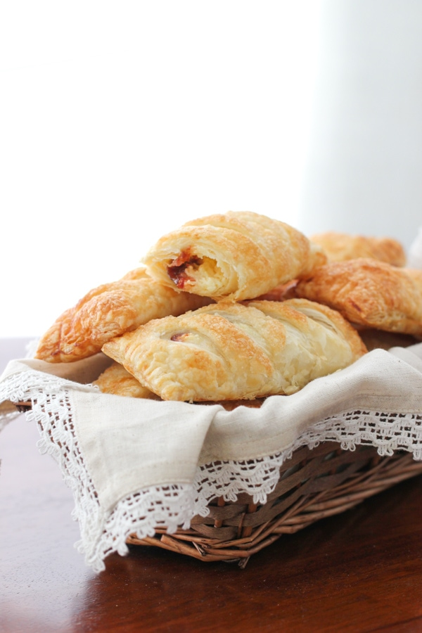 Guava and Cream Cheese Pastries-16