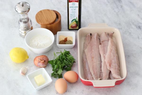 Lemon and Shallot Sauteed Fish Fillets-1-17