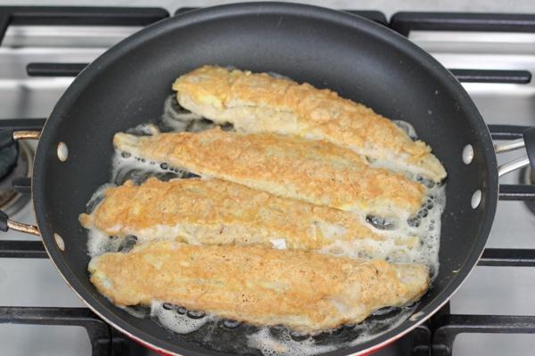 Lemon and Shallot Sauteed Fish Fillets-6
