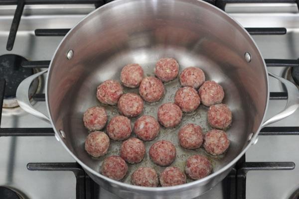 Stroganoff Meatballs-6
