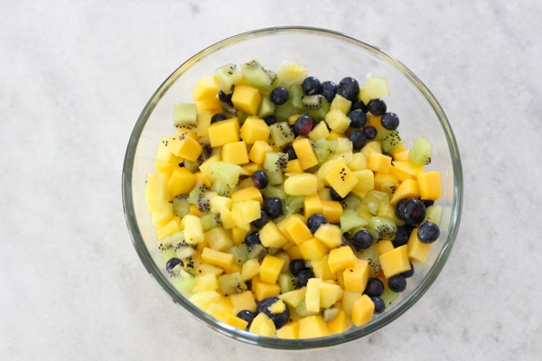 Easy Tropical Fruit Salad-4
