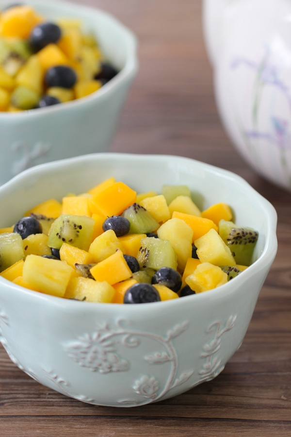 Easy Tropical Fruit Salad-5-2
