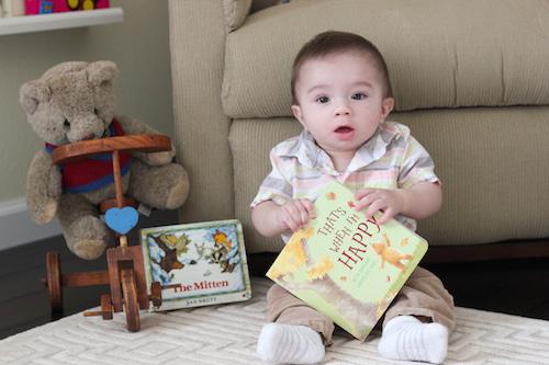 Nathaniel 7 months-1-23
