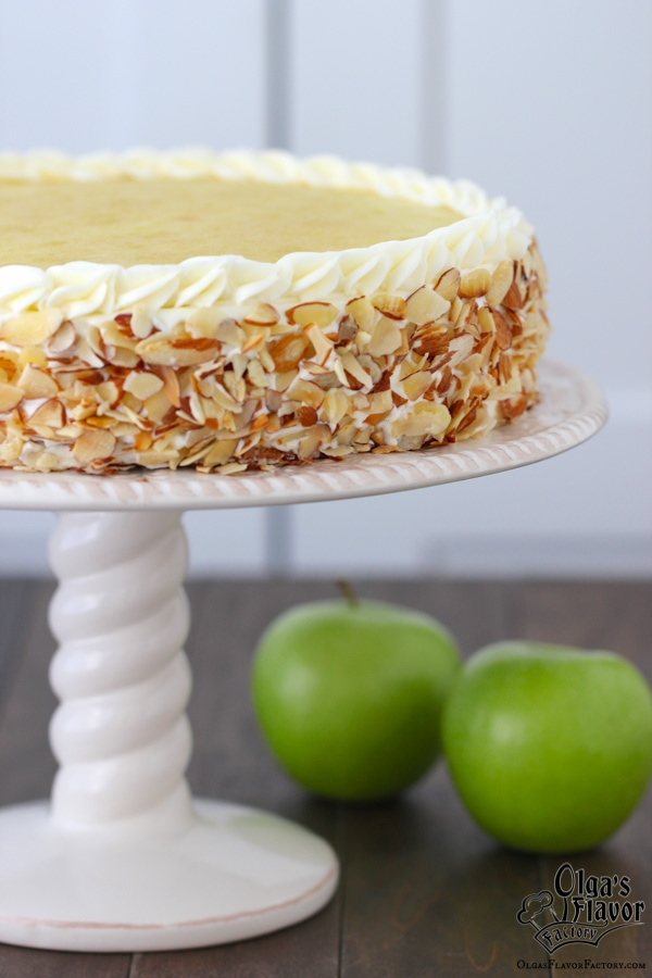 Apple Almond Cake-28