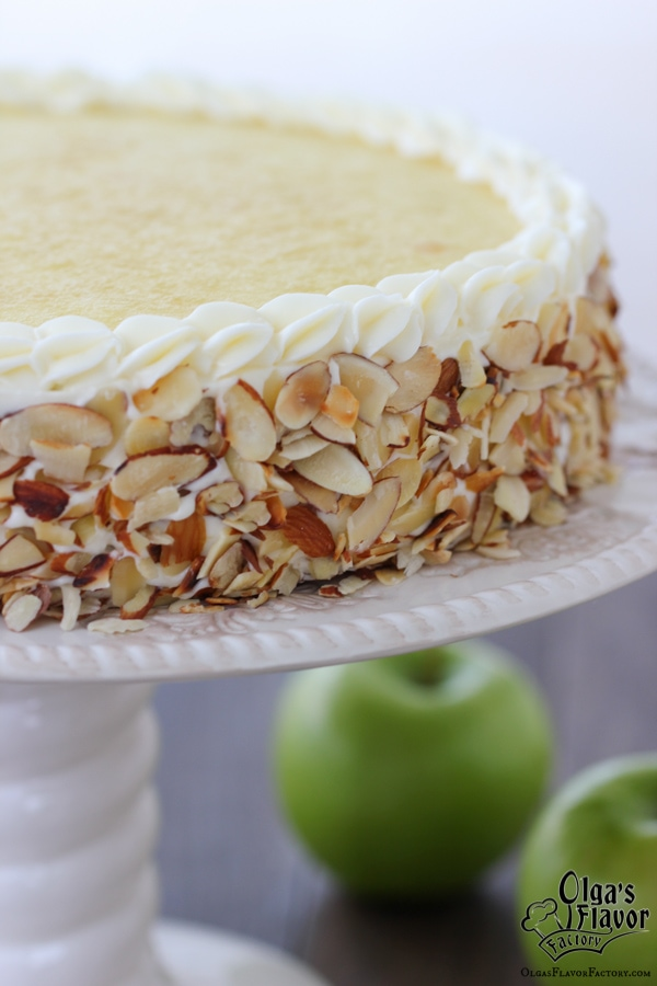 Apple Almond Cake-31