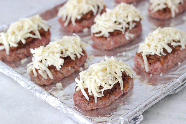 French Onion Mini Meatloaves-16