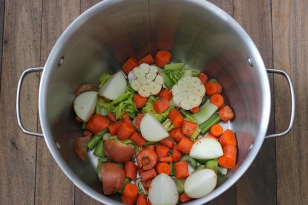 Homemade Vegetable Broth-2