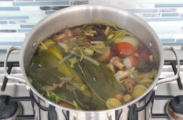 Homemade Vegetable Broth-6