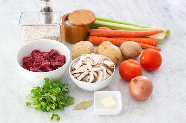 Beef, Vegetable and Barley Stew-1-14