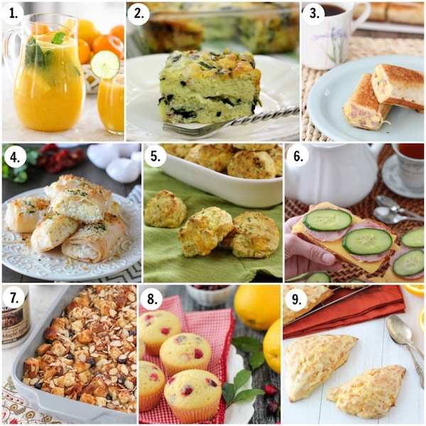 Christmas Breakfast Ideas
