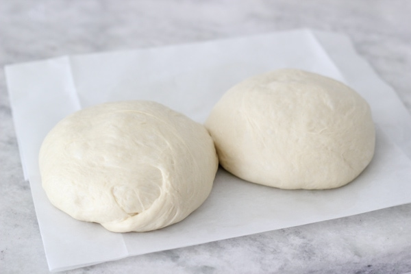 Homemade Pizza Dough-8