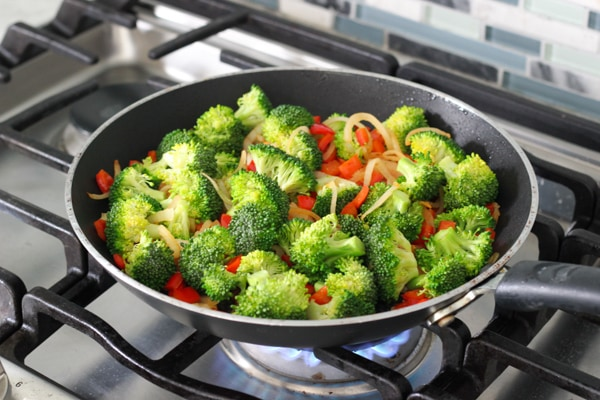 Chicken and Broccoli Stir Fry-7