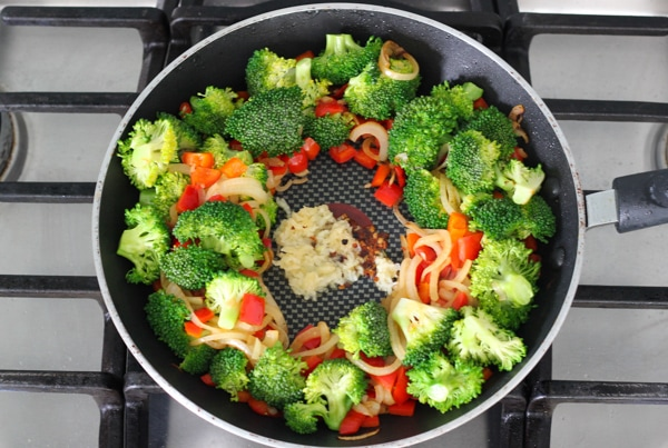 Chicken and Broccoli Stir Fry-8