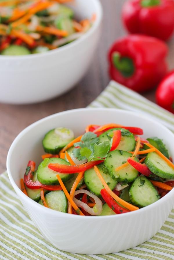 Crisp Cucumber Salad-4-2