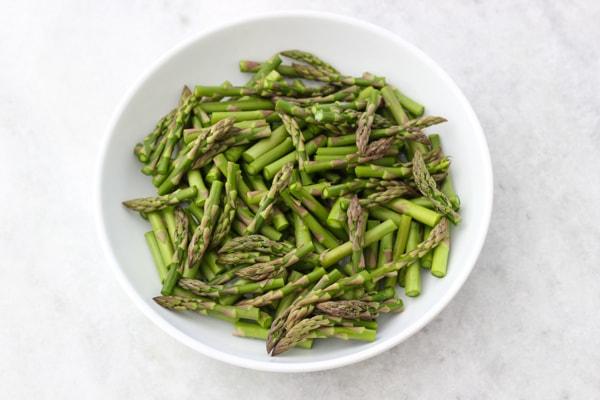 Asparagus and Mushroom Pasta-2